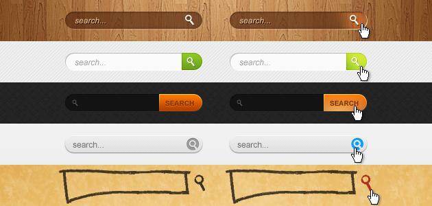Search boxes